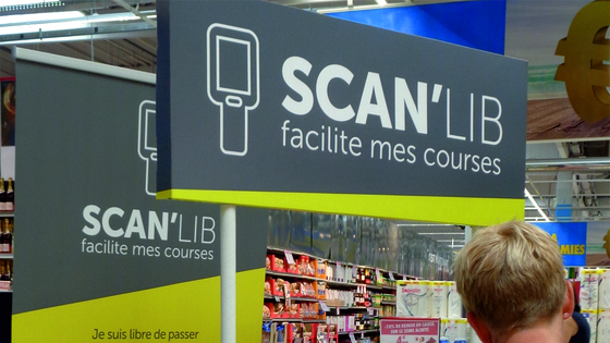 Scan Lib : Devenez une main d'œuvre gratuite !