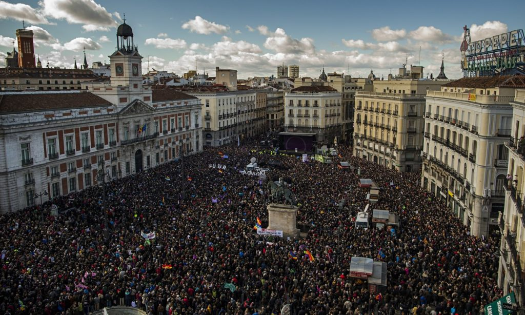 Projection Documentaire Podemos