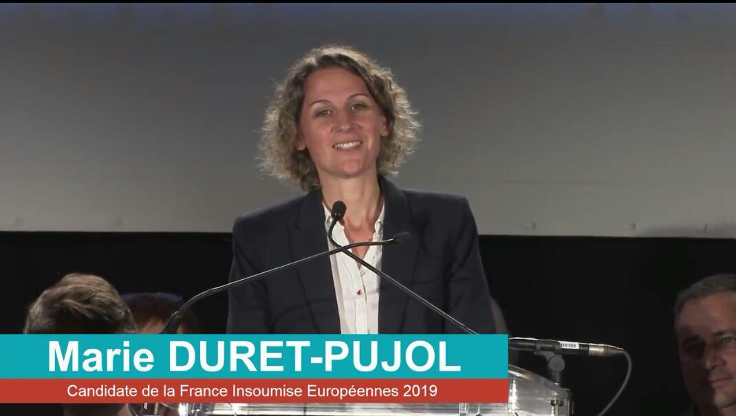 Marie Duret-Pujol Meeting de Pau Fi Européenne 2019
