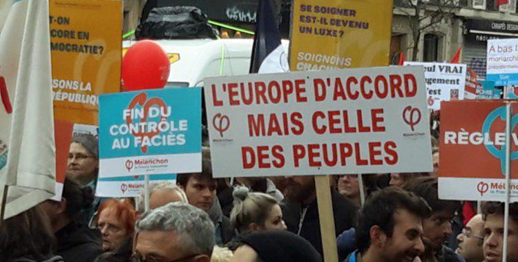 L'Europe, ce n'est pas de la géographie, c'est de la politique ! - Marie Duret-Pugol